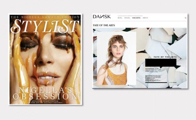 Cover gestalten - Editorial Design
