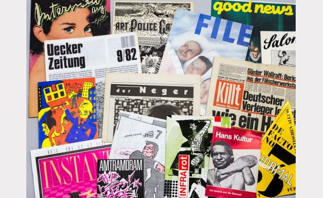 Independent Magazines gegen den Mainsteam