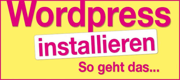 Wordpress installieren am Mac