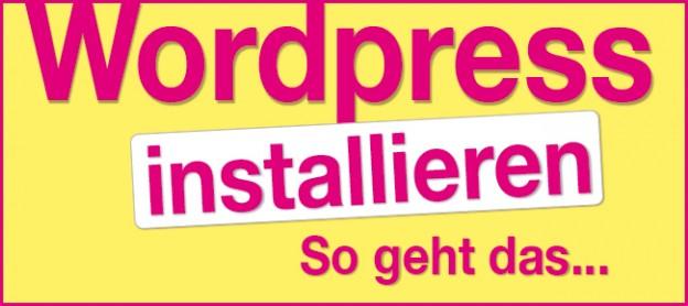 Wordpress installieren am Mac